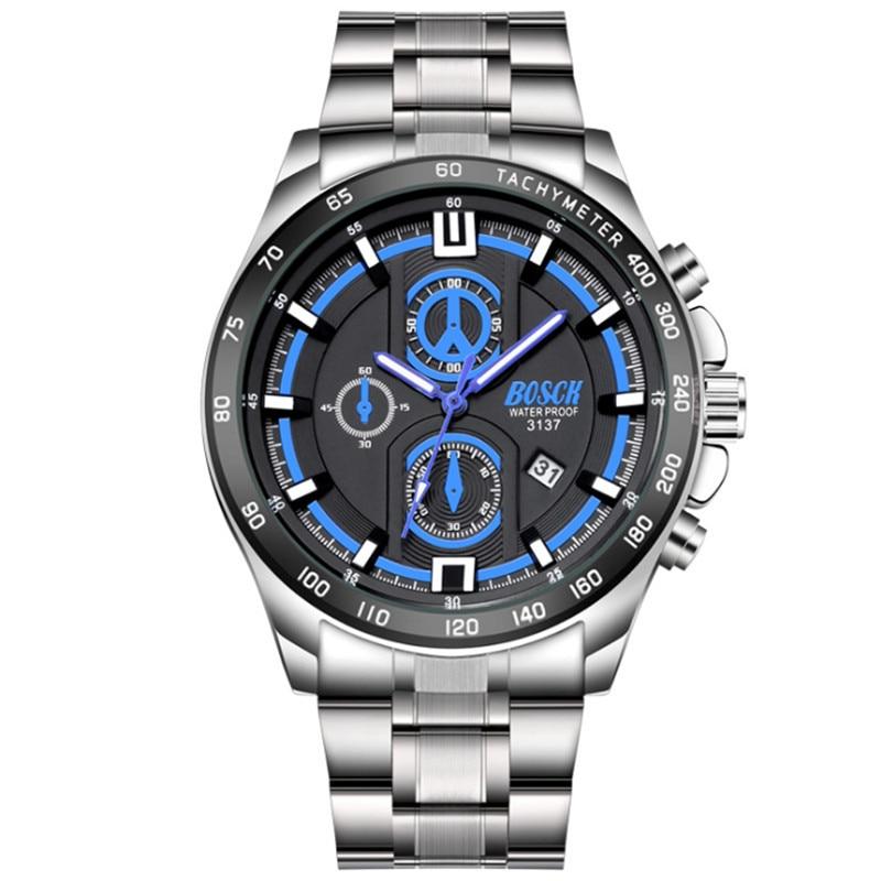 zous Male quartz watch waterproof lThe new top luxury mens waterproof business watch. zous Male quartz watch waterproof lThe new top luxury mens waterproof business watch.