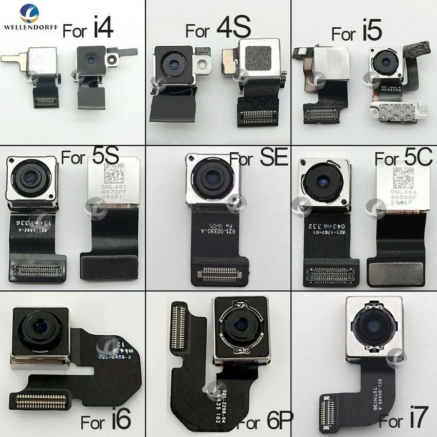 Original Back Camera for iPhone 4 4S 5 5