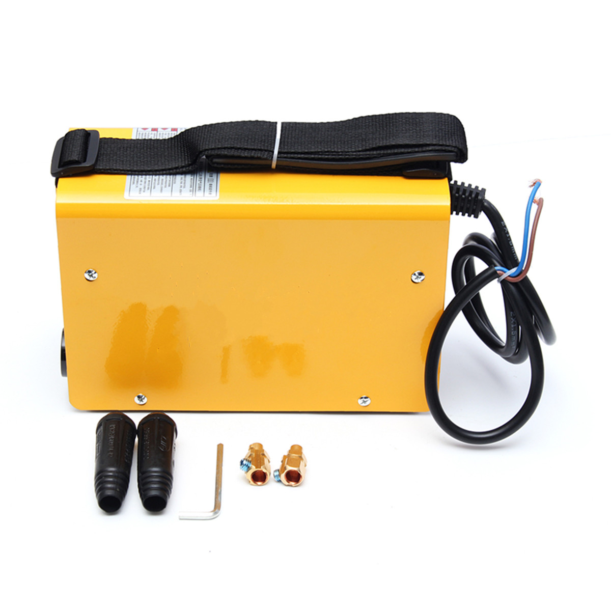 ZX7-200 Mini Electric Welding Machine Portable Solder 220V 40W 10-200A IGBT Inverter Air Cooling Soldering Tool Welding WorkingZX7-200 Mini Electric Welding Machine Portable Solder 220V 40W 10-200A IGBT Inverter Air Cooling Soldering Tool Welding Working