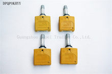 DPQPOKHYY SET OF 4 Tire Pressure Monitor Sensors For Mitsubishi tpms four TPM OEM MN103081(China)