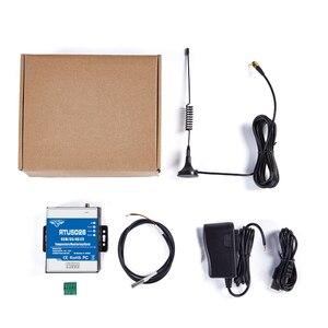 Image 5 - GSM 3G 4G LTE telemetría monitoreo de temperatura Medición de alarma 55 a 125 grados Celsius soporte reinicio remoto RTU5026