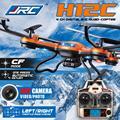 Jjrc h12c headless modo um retorno chave rc quadcopter com câmera de 5mp mini helicóptero do rc zangão