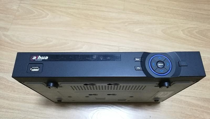 720P 4CH CVI DVR for CVI Camera 1MP Resolution CCTV Security Surveillance Digital Video Recorder With HDMI and VGA Output