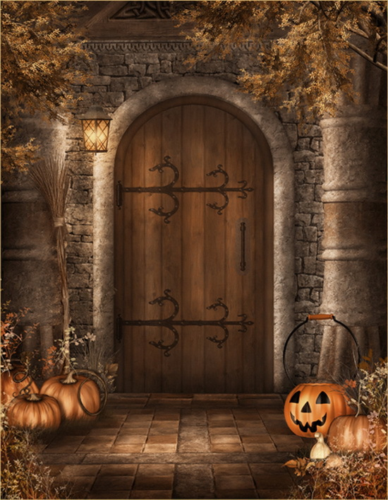 7X10ft Thin vinyl cloth photography backdrops computer Printing backdrops halloween party backgrounds for photo studio Ha-041 цена 2017