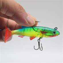 2016 Real Carp Fishing Silicone Bait Pesca Soft Lure With Hooks Ocean Rock Fshing Lake The Fishing Hook Hot Sale Freeshipping