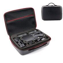 Mavic pro Drone Durumda Sert kabuk Çanta yedek çekmeceli saklama dolabı Kutusu Su Geçirmez çanta Için DJI mavic Pro Drone Aksesuarları
