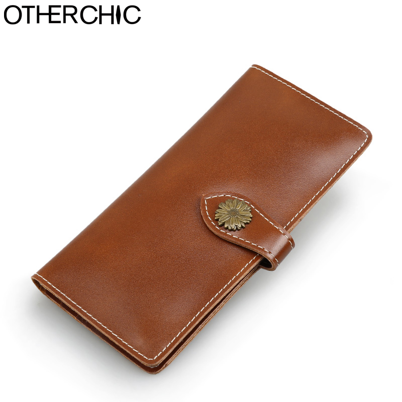 Women Long Wallet Elegant Purse Women Stylish Wallets Coin Pocket Slim Wallet Female Purses Bag Money Clip Portefeuille 6N09-08 vintage women short leather wallets stylish wallet coin card pocket holder wallet female purses money clip ladies purse 7n01 18