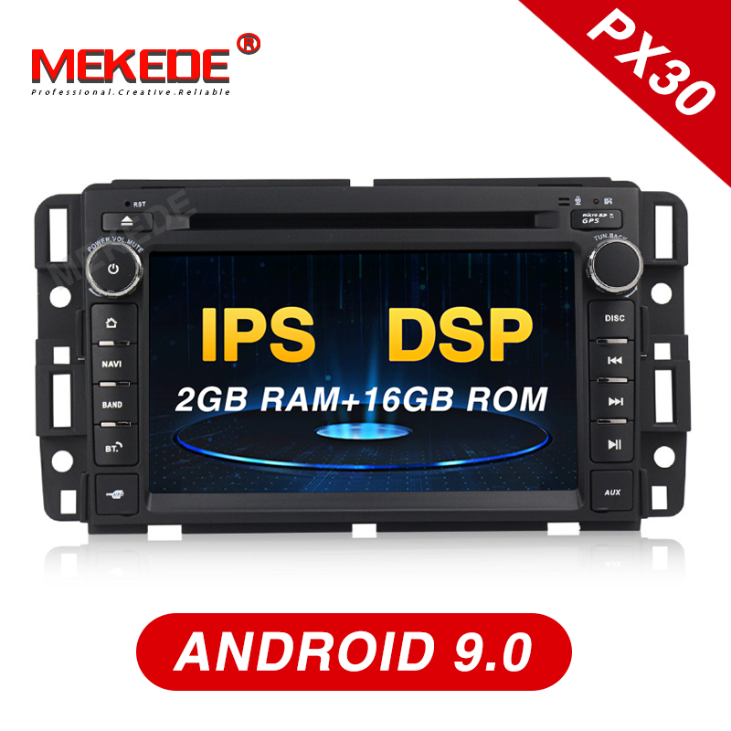 Mekede Android9 0 Built in DSP IPS Car DvD GPS Multimedia Player For Chevrolet Silverado Tahoe