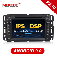 Mekede Android9.0 Built in DSP IPS Car DvD GPS Multimedia Player For Chevrolet/Silverado/Tahoe/Monte GMC Yukon/Denali/Acadia