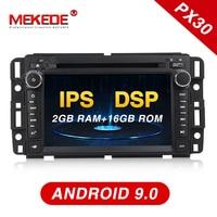 Mekede Android9.0 Built in DSP IPS Car DvD GPS Multimedia Player For Chevrolet/Silverado/Tahoe/Monte GMC Yukon/Denali/Acadia