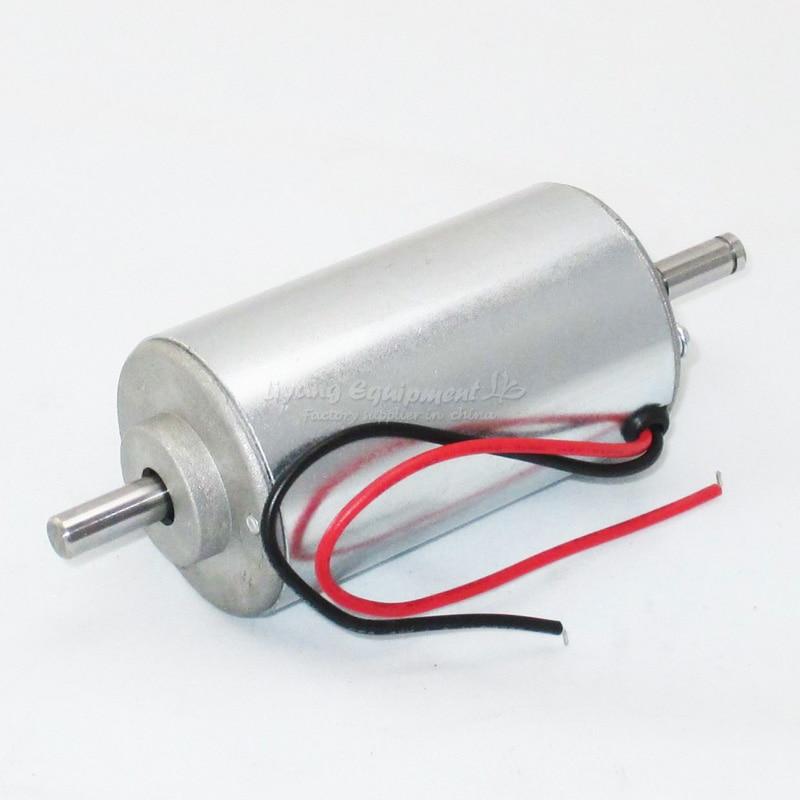 CNC Engraving Machine DC Spindle Motor 300W High Speed 12000 RPM DC48V ff 050 dc high speed motor 7v
