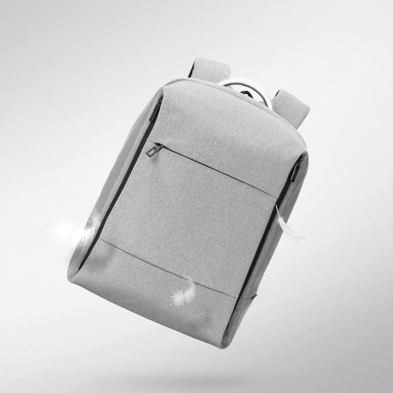 RURU monkey школьный рюкзак Подростковые Сумки деловая папка для мальчиков большой емкости Mochilas Escolares дорожная сумка Анти вор - 6