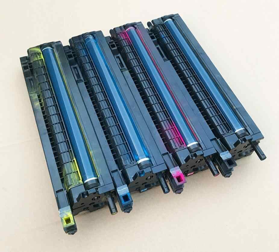 إعادة تصنيع لون ناسخة طبل وحدة وحدة التصوير لريكو MPC2030 C2050 C2550 C2051 C2551 ، مجموعة طبلة ناسخة kcmy 4 قطعة