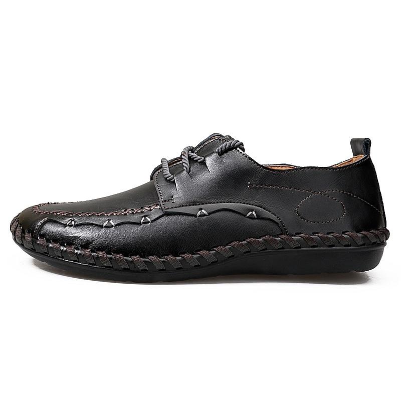 Casuais light Divisão 2019 Mocassins Brown Men Misalwa wine Qualidade Sapatos Oxford Red Novos Black Brown Sneaker Homens Apartamentos De Shoes Confortáveis Couro yellow Shoes Dos dtwSqUnSv