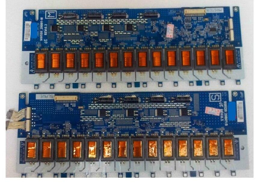 inventor SSI520-28B01-M SSI520-28B01-S HIGH VOLTAGE board LCD BoarD T-CON connect board seiki se50uy04 v500dk1 cs1 mv 0sp4v 0 t con board