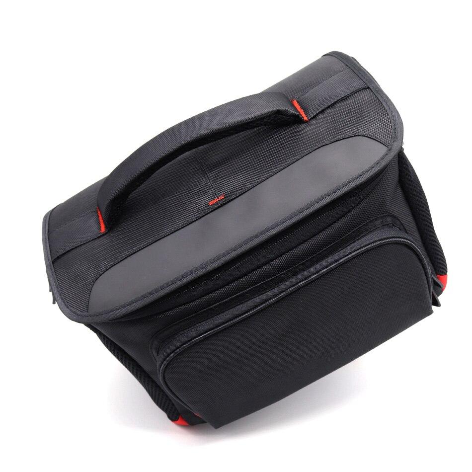 DSLR Camera Bag For SONY A6300 A6000 A5000 A5100 A77 A7R A7RII A65 A57 A900 A58 A99 DSC-HX300 HX400 H300 H400 RX10 HX200 HX350