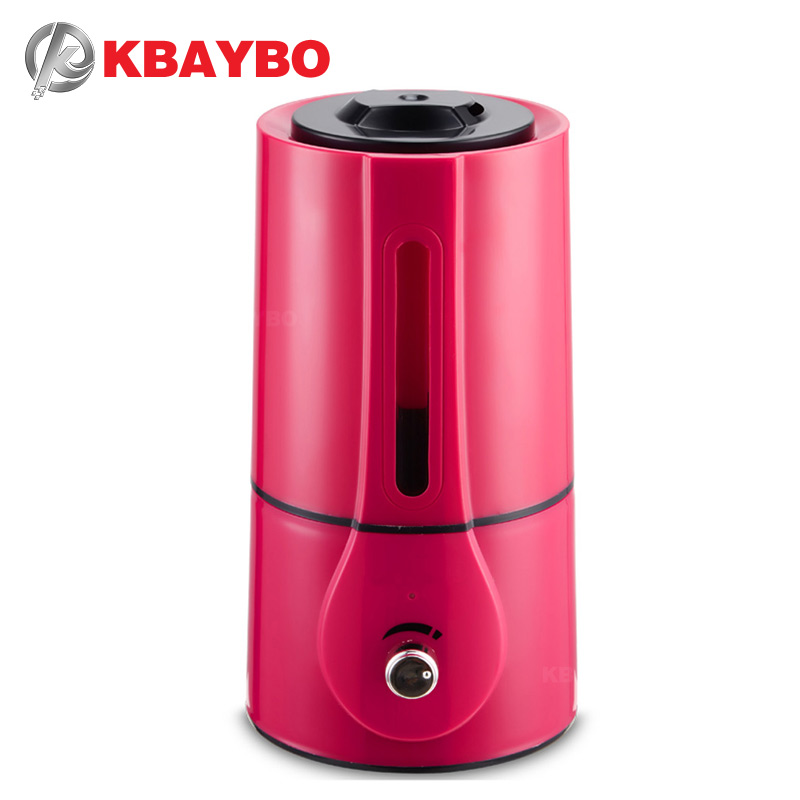 KBAYBO Air Diffuser large capacity 3L fogger Ultrasonic Air Humidifier electric Air Purifier Mist Maker for home salter air fryer home high capacity multifunction no smoke chicken wings fries machine intelligent electric fryer