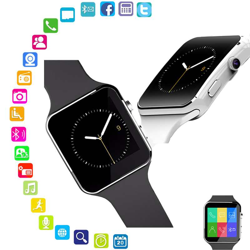 Smart Watch For Men Android Phone Sports Bracelet Support Max TF Card 32GB Sim Bluetooth Smartwatch Pedometer Fitness Watch Men стоимость