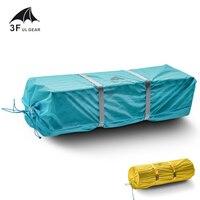 3F UL GEAR Outdoor Sleeping Pad Foam Egg Nest Pad Waterproof Bag Pumping Storage Bag