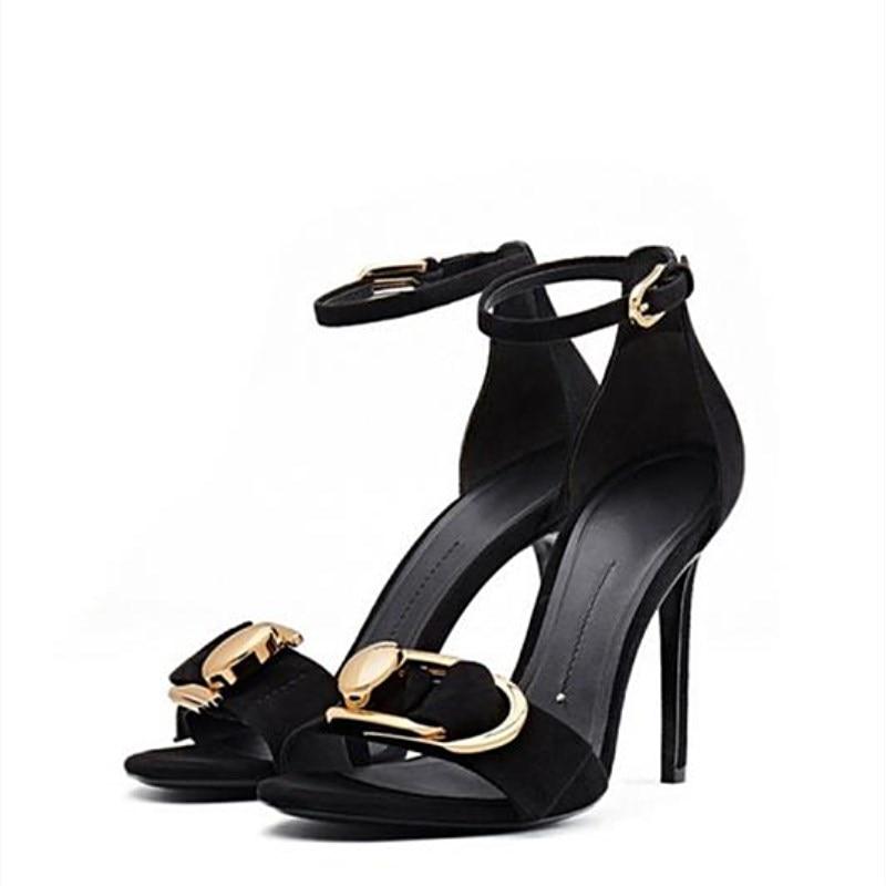 91fcb1a0e1e433 Picture Peep Or Picture Sexy Chaussures Mariage Toe Sandale Nouvelle  Gladiateur Sandales as Partie Boucle Décor ...