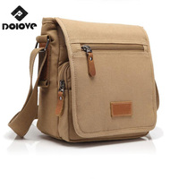 Moore Carden New European Version Of The Influx Of Men S Casual Canvas Shoulder Bag Man