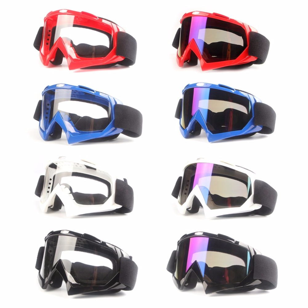 Multifunctional Cool Safety Goggles Motorcycle Equipment Off-road Windproof Anti-fog Skiing Tactical Goggles Uv400 Protection Security & Protection