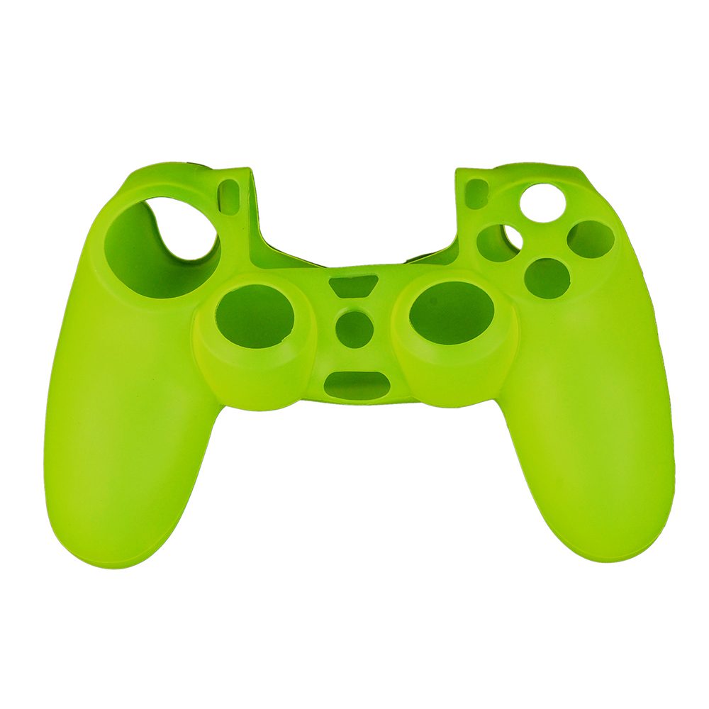 OURSTEAM Fashion Design Silicone Rubber Case For Sony PS4 Game Controller Soft Protective Skin Cover