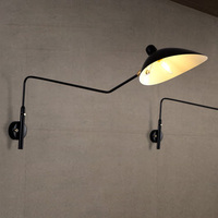 American Style Vintage Wall Lamp LED Wall Lamps Creative Metal Wall Lamp Cafe Bar Industrial Wall Lights Art Deco Lighting