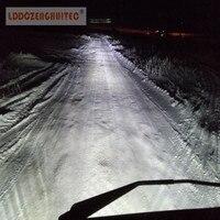 LDDCZENGHUITEC 7S LED Light H4 H7 H11 H1 H13 H3 9004 9005 9006 9007 9012 Car Headlight ZES Headlight Type Led Car Head Lamp