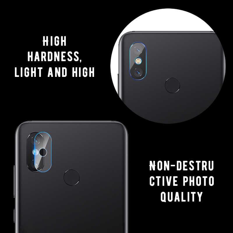 2 шт Камера Стекло пленка для Xiaomi mi 9 8 lite mi A2 A1 mi макс 3 2 mi x 2 2 шт назад Камера объектив Стекло для красный mi 7 6A Примечание 7