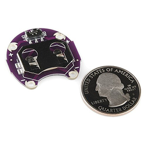 Image 3 - 2 X Supporto Della Batteria a Bottone per CR2032 Con Interruttore (2 Pcs)