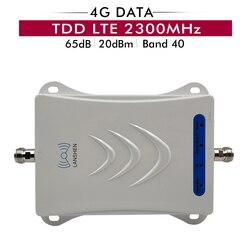 TD LTE 2300 Mobile Del Segnale Del Ripetitore (Banda LTE 40) TDD 2300 MHz Del Segnale Del Telefono Cellulare Ripetitore Amplificatore per L'arabia Saudita India Indonesia
