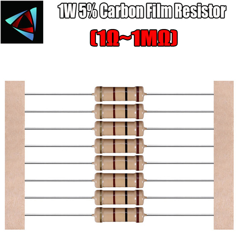 5 pc Mil-Spec 470K ohm 0.1/% Precision 1W Resistor high temp glaze  A9