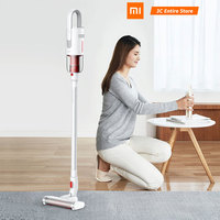 Xiaomi Deerma VC20 Vacuum Cleaner Upright Wireless Vertical HandHeld Vacuum Cleaners Aspirator For Home Car 5500Pa Strong Power
