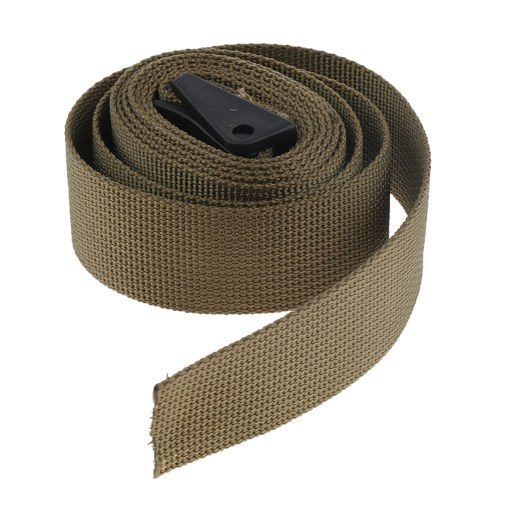 MagiDeal Perfeclan Durable Nylon Webbing Tape Binding Belt