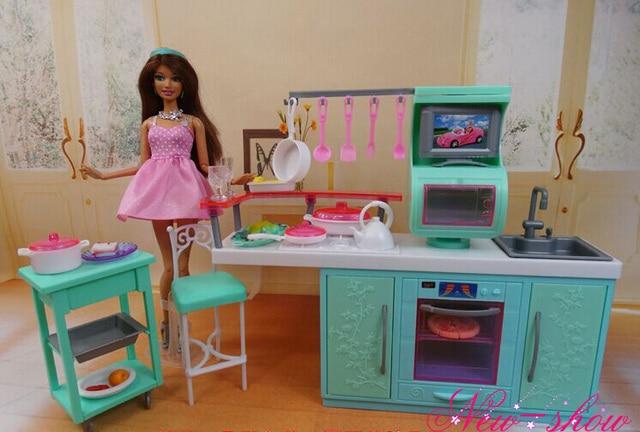 Esszimmer Dekoration Set : Küchenschrank set puppenhaus küchenhaus esszimmer möbel ausrüstung