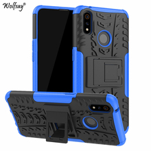 Case For Oppo Realme 3 Pro Shockproof Rubber Hard Defender Armor Cover X RMX1851