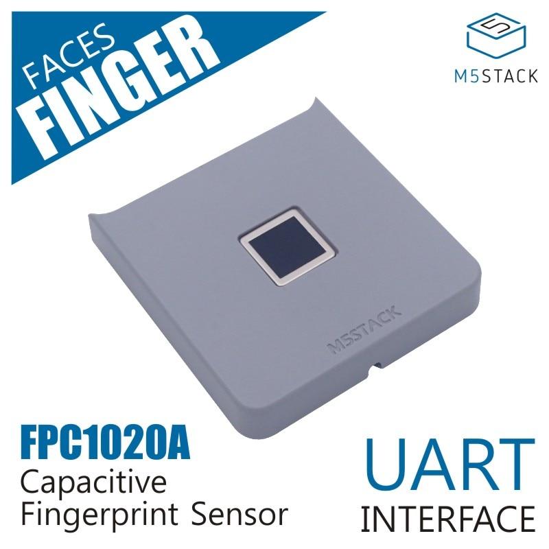 M5Stack NEW Finger Print FPC 1020A Panel For M5 Faces Capacitive Fingerprint Sensor