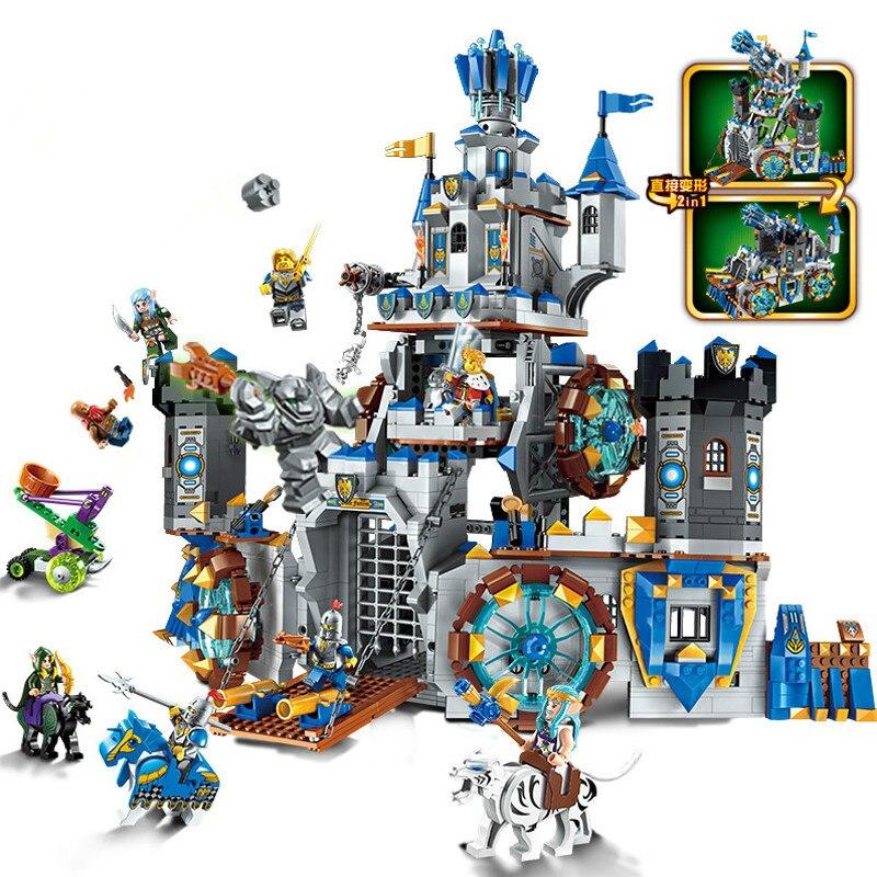 Building Blocks Enlighten Compatible With Lego Enlighten E2317 1541P Models Building Kits Blocks Toys  Hobbies For Boys