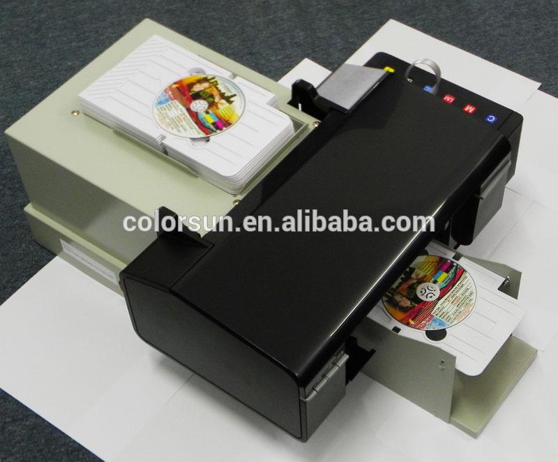 Digital CD Printer DVD Disc Printing Machine PVC Card Printers for ...