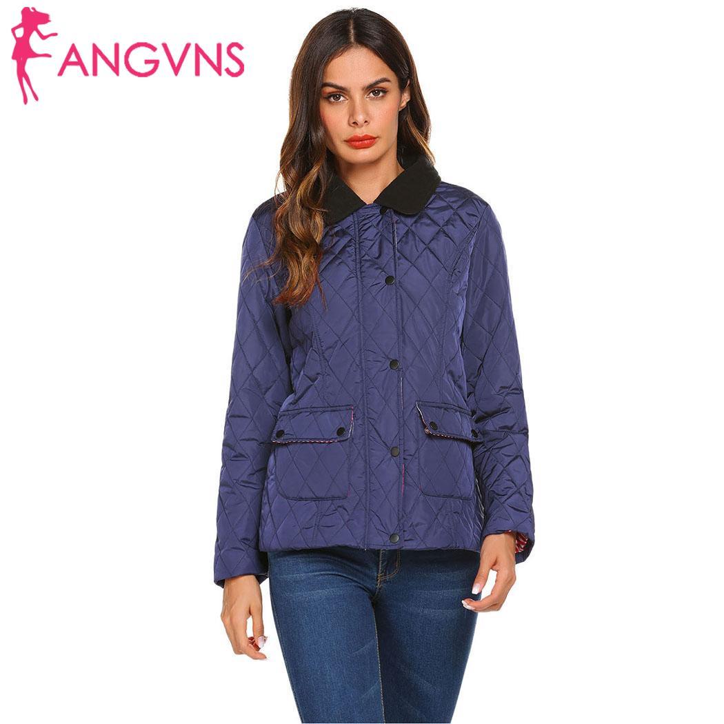 Women Lightwear Jacket New Fashion Basic Bomber Jackets Short Down Outwear Female Padded Sleepwear Casual Bust Lightweight Coat