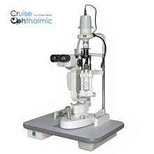 Slit Lamp Microscope S360 HL 5 Steps Magnification | Led Bulb | FDA CE Marked Op
