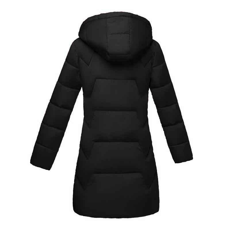 2019 Nieuwe Parka Vrouwelijke Warme Herfst Winter Jas Vrouwen Plus size Winter Jacket Womens Uitloper Parka voor Vrouwen Winter down jas