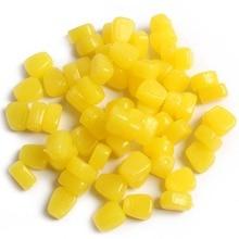 Anmuka Hot Selling! 100Pcs/Lot 42grams Soft Baits Corn Carp Fishing Lures Baits Corn Grain Baits