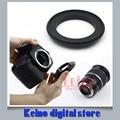 Aluminum Camera Lens Macro reversa anel adaptador CAN0N E0S a 49 mm 52 mm 55 mm 58 mm 62 mm 67 mm 72 mm 77 mm monte [ sem rastreamento ]