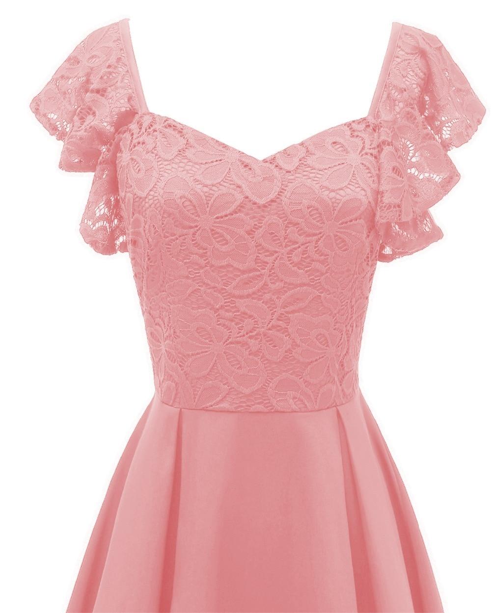 Floral Lace Dress 6