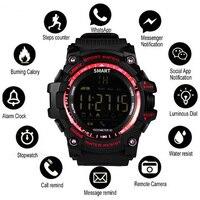 Men Smart Watch Pedometer Sport Bracelet Waterproof Man Wrist Stop Watch Intelligent Bluetooth Calorie Step Counter Smartwatch
