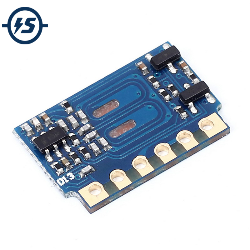 5pcs H3v4f 3v 433mhz Mini Wireless Receiver Module For Wireless Switch Wireless Doorbell Security Alarm Integrated Circuits