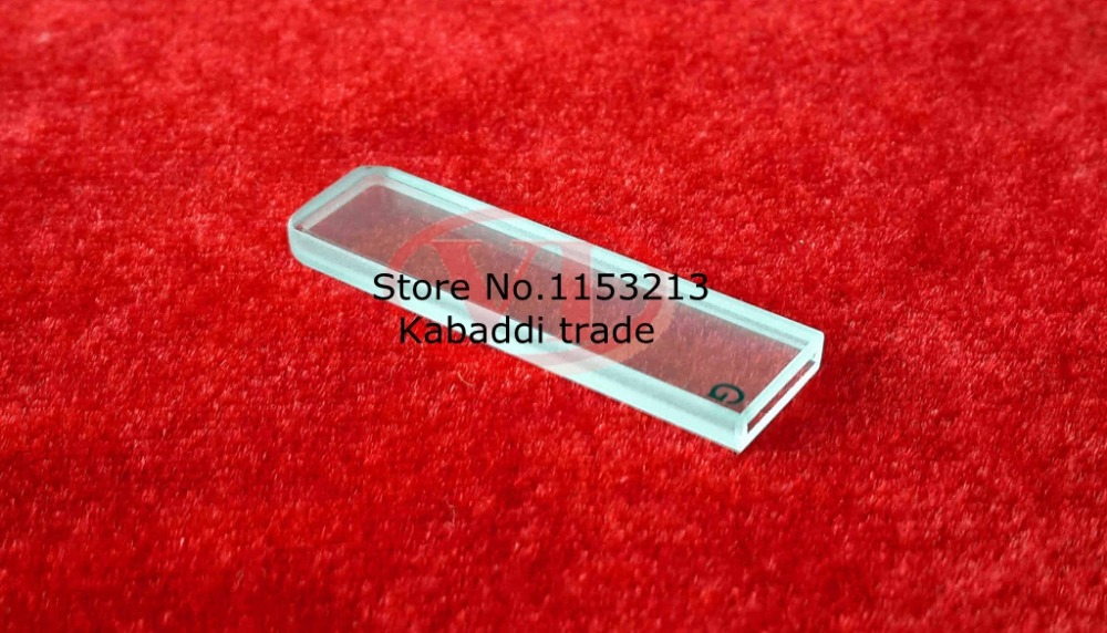 2pcs/box Melt Quartz Cuvette with lids 2mm spectrometer cell cuvette Sided translucent, with PTFE Cover with box free shipping roomble кресло winona белое