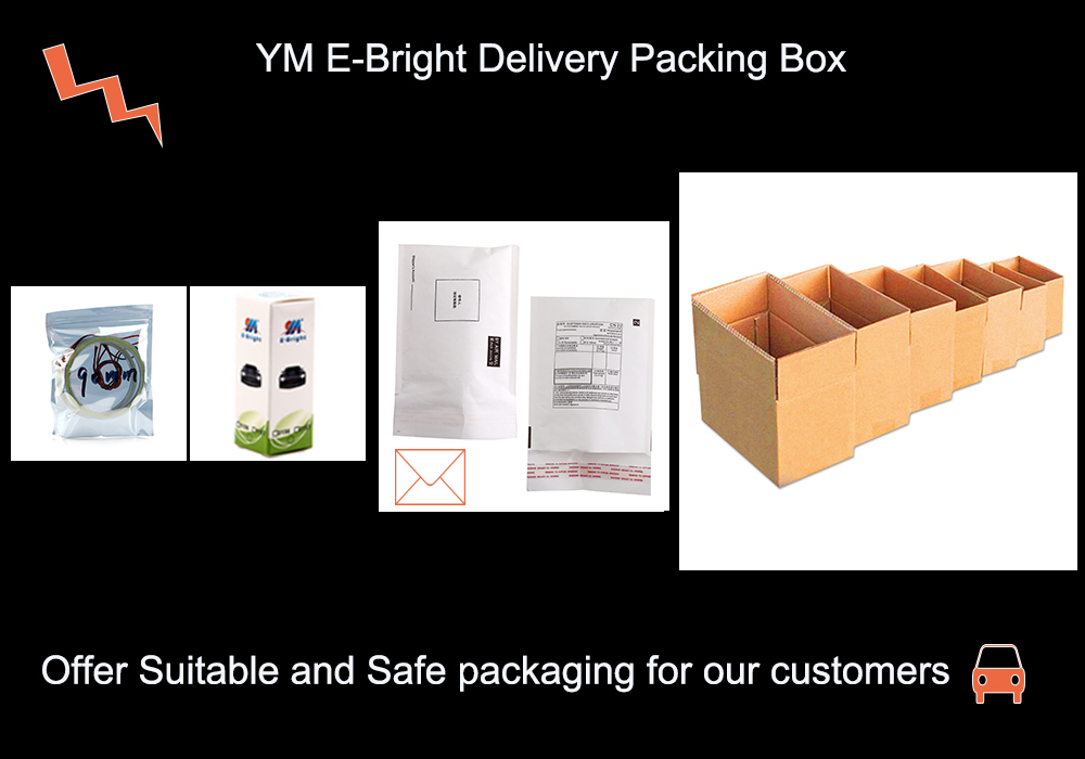 YM-Everbright Delivery Packing Box.